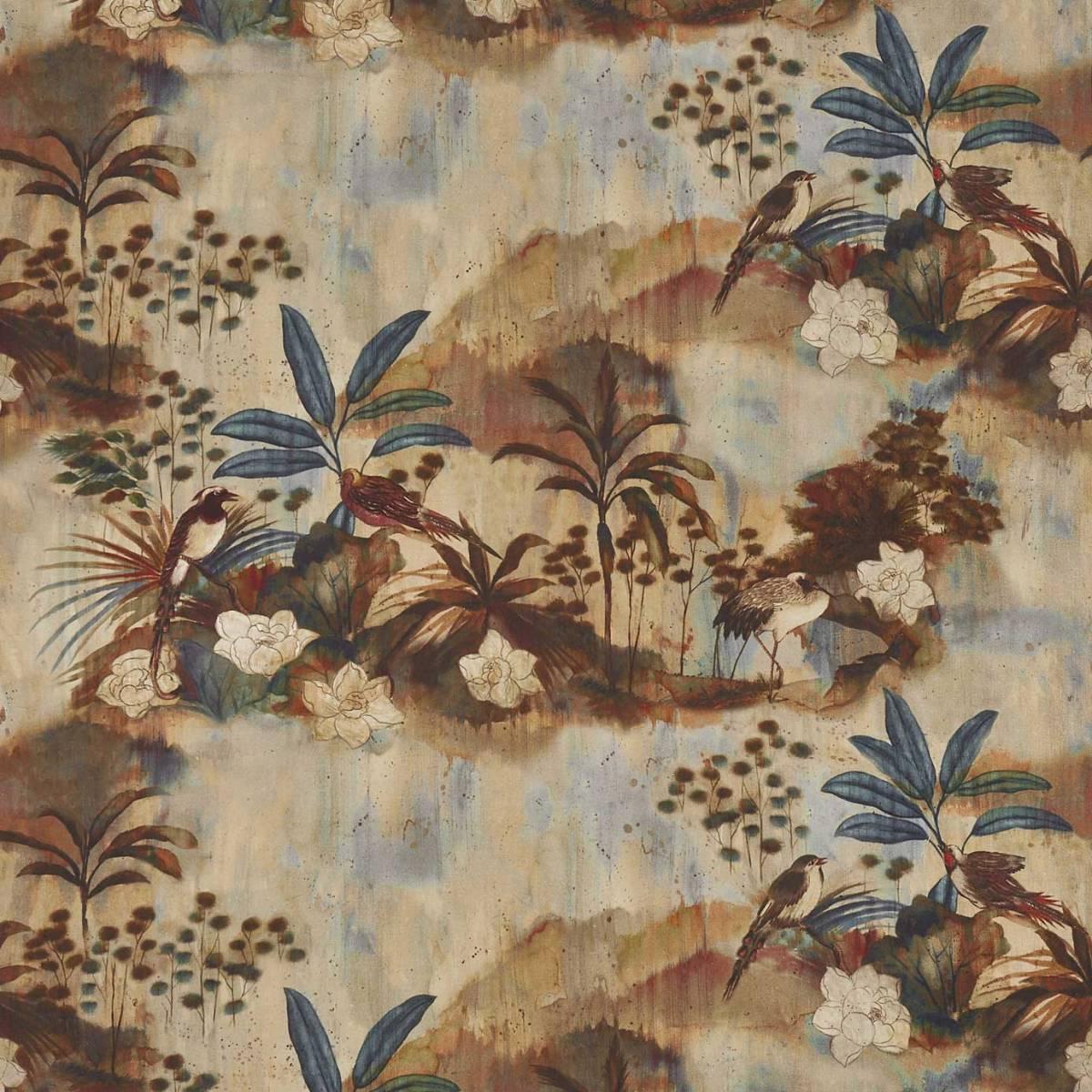 Summer Palace Fabric Clay Pot 3712 965 Prestigious