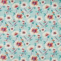 Abbotsbury Fabric - Tigerlilly