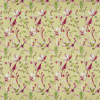 Trebah Fabric - Canary