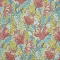 Waterlily Fabric - Pastel