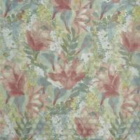Waterlily Fabric - Moonstone