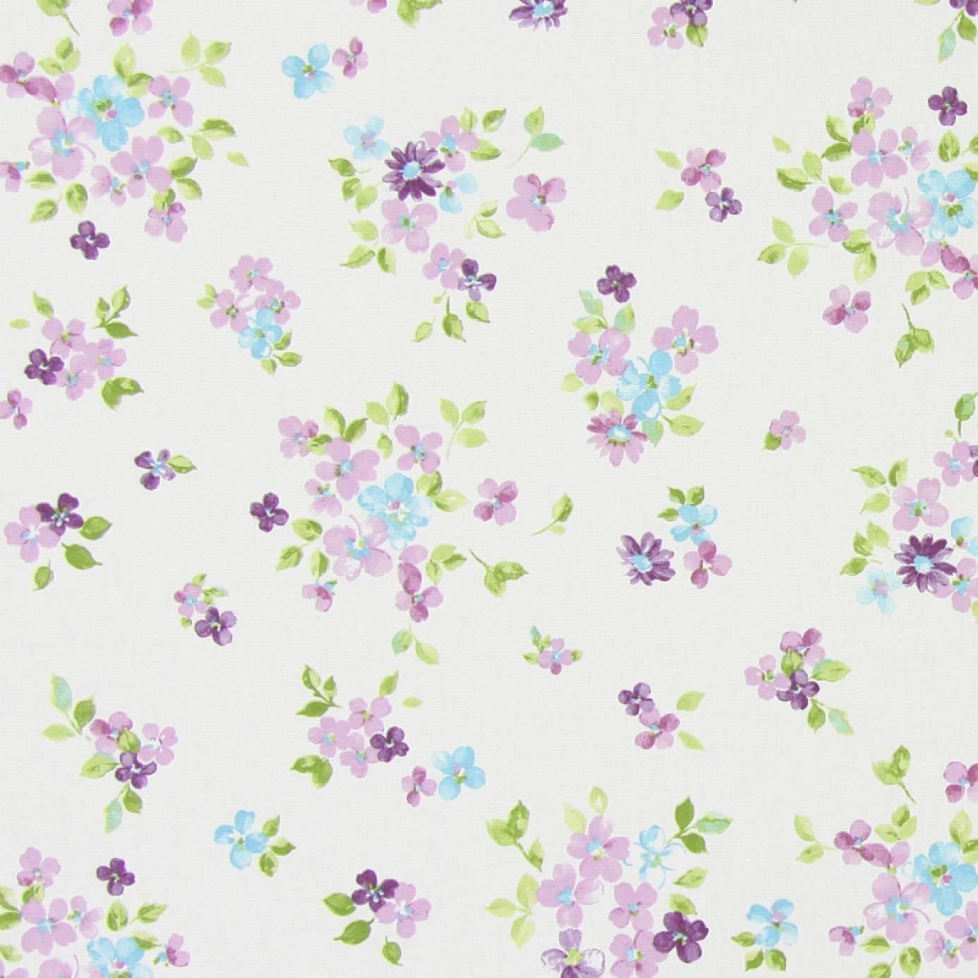 lavender roman shades