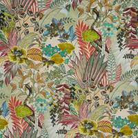 Hidden Paradise Fabric - Pastel