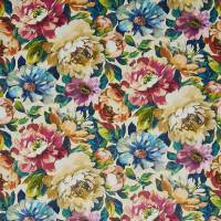Secret Oasis Fabric - Jewel
