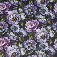Secret Oasis Fabric - Ultra Violet