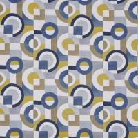 Puzzle Fabric - Whirlpool