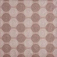Hemisphere Fabric - Rose