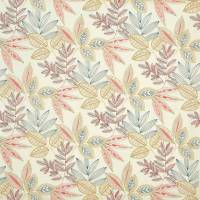 Timor Fabric - Coral