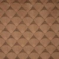 Radiate Fabric - Copper