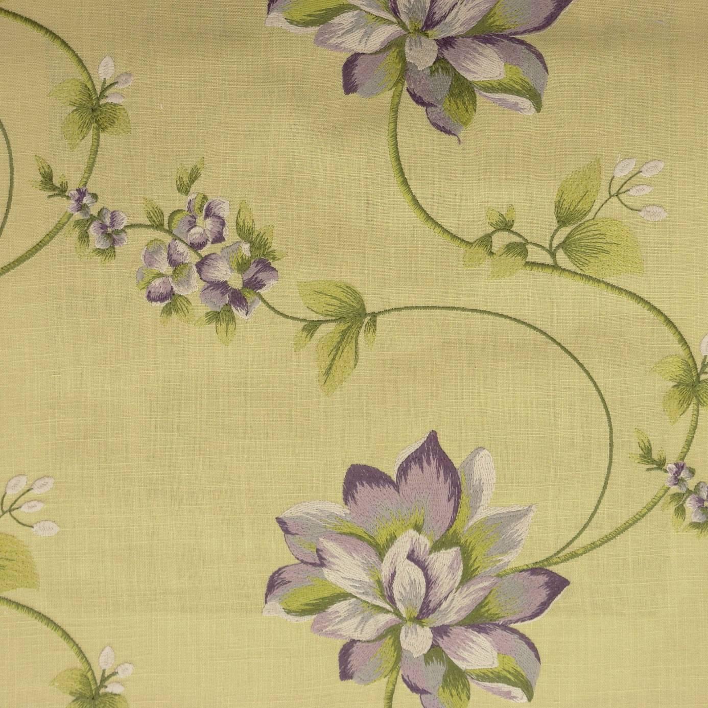 Chloe Fabric Lavender 3272 805 Prestigious Textiles