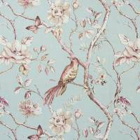 Dovedale Fabric - Vintage Blue