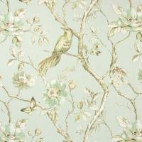 Dovedale Fabric - Duck Egg
