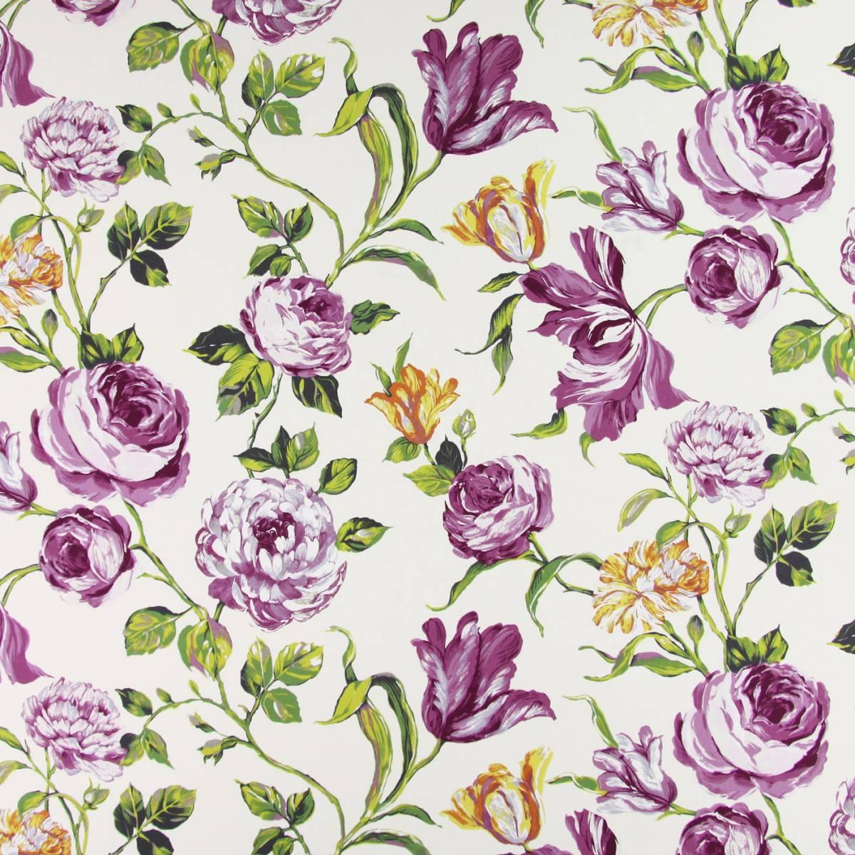 Portia Fabric Cassis 5836 998 Prestigious Textiles