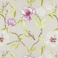 Chinoise Fabric - Mulberry