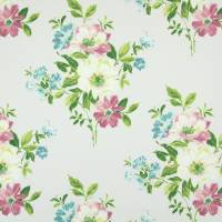 Rosabella Fabric - Rose