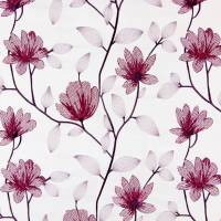 Lago Fabric - Mulberry