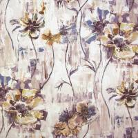 Poppy Fabric - Tobacco