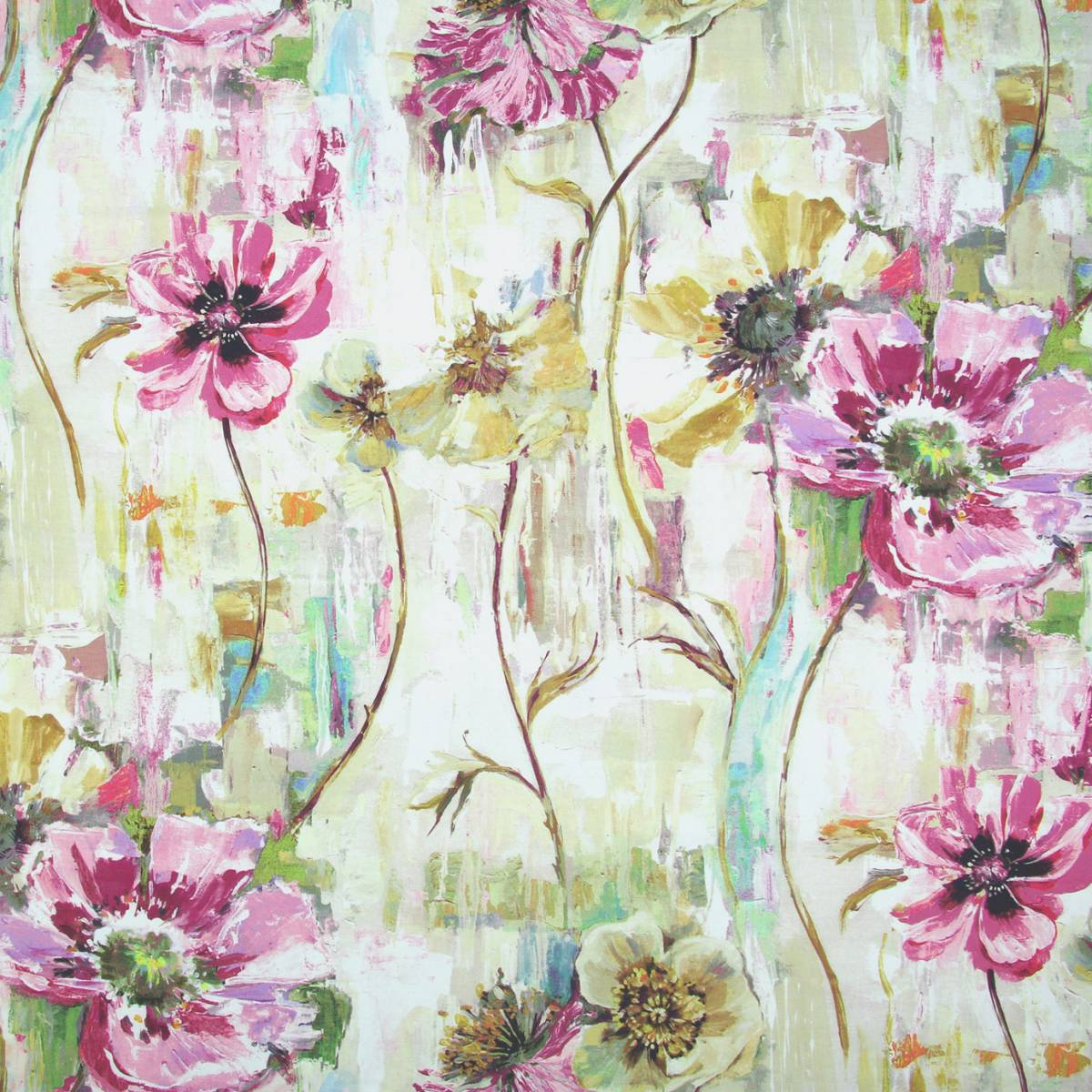 poppy print fabric - photo #32