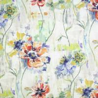 Poppy Fabric - Fresco