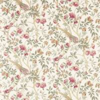 Abbeville Fabric - Rose/Calico