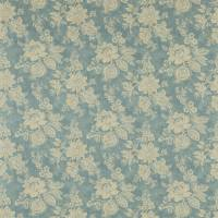 Lyon Fabric - Wedgewood