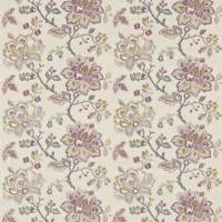 Angelique Fabric - Amethyst/Mink