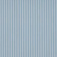 Tiger Stripe Print Fabric - Blue/Ivory