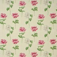 Hana Fabric - Rose/Jade