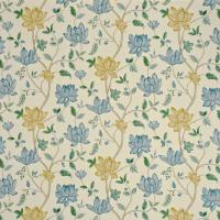 Pondicherry Fabric - Blue