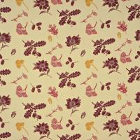 Sweet Chestnut Fabric - Red