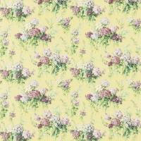 Sweet Williams Fabric - Linden/Mulberry