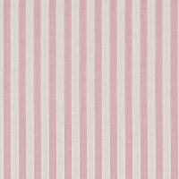 Sorilla Stripe Fabric - Rose/Linen