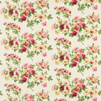 Eglantine Fabric - Rose/Yellow