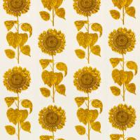 Palladio Sunflower Fabric - Ivory