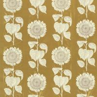 Palladio Sunflower Fabric - Gold