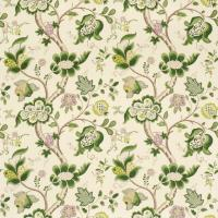 Roslyn Fabric - Green