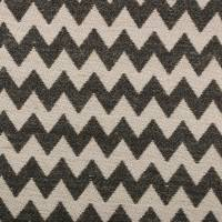 Zagora Fabric - Charcoal/Calico