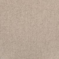 Byron Wool Plains Fabric - Linen