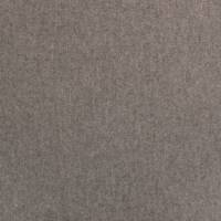Byron Wool Plains Fabric - Pebble