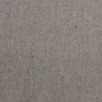 Byron Wool Plains Fabric - Stone