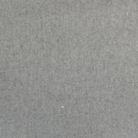 Byron Wool Plains Fabric - Steel