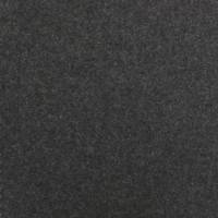 Byron Wool Plains Fabric - Graphite