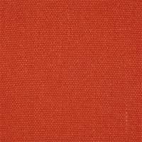 Woodland Plain Fabric - Coral