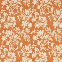 Magnolia & Pomegranate Fabric - Russet/Wheat