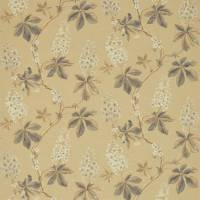 Chestnut Tree Fabric - Wheat/Pebble