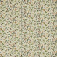 Woodland Berries Fabric - Bayleaf/Fig