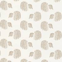 Bay Willow Fabric - Wheat