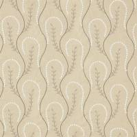 Chamomile Trail Fabric - Gold