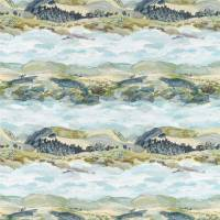 Elysian Fabric - Whitstable Blue