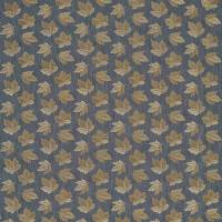 Flannery Fabric - Fig/Copper